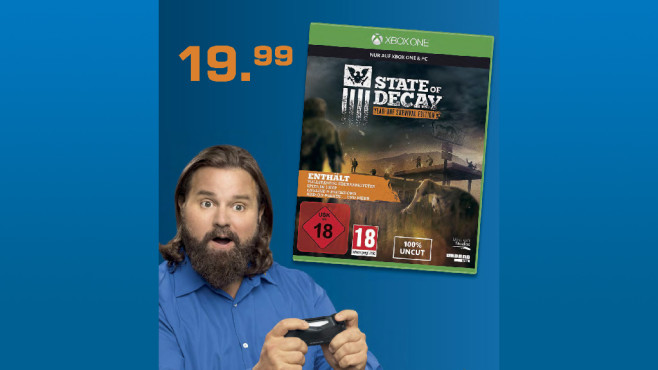 State of Decay: Year One Survival Edition (Xbox One) © Saturn