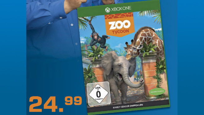 Zoo Tycoon: Bonus Edition (Xbox One) © Saturn
