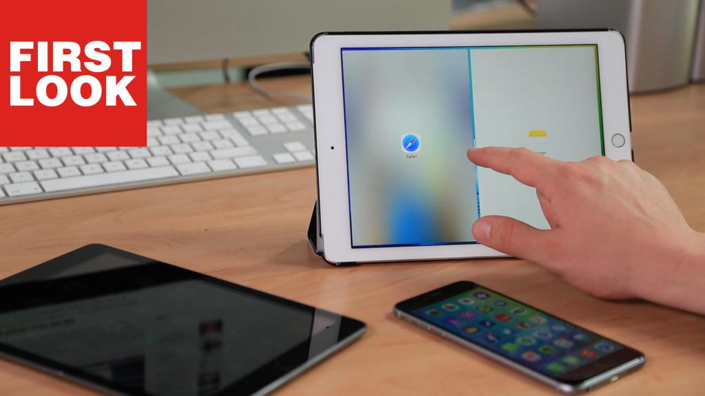 iOS 9 auf dem iPad ausprobiert - COMPUTER BILD