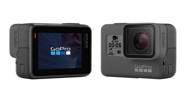 GoPro Hero5 Black © GoPro