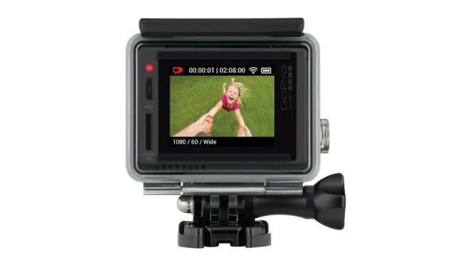 Platz 10: GoPro Hero+ LCD ©GoPro