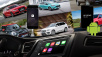 Mini, Mitsubishi, Audi, Opel, Volvo, Apple, CarPlay, Google, Android Auto © Mini, Mitsubishi, Audi, Opel, Volvo, Apple, Google