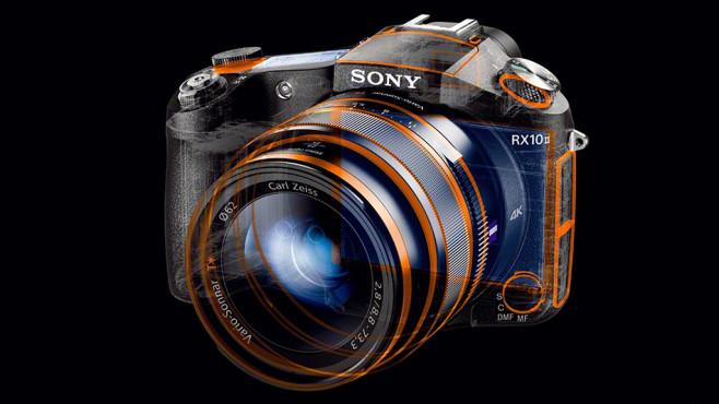 Sony Cyber-shot RX10 II ©Sony