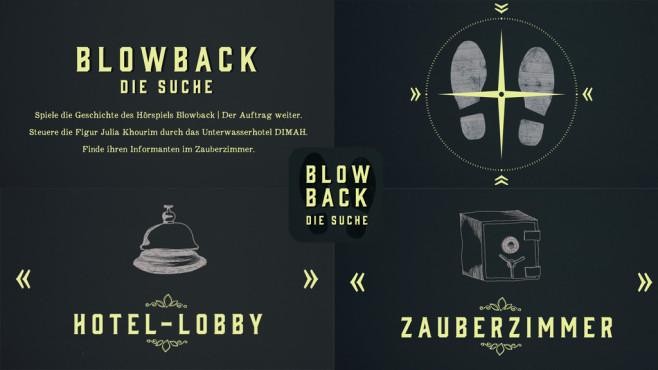 Blowback – Die Suche ©Carsten Busch