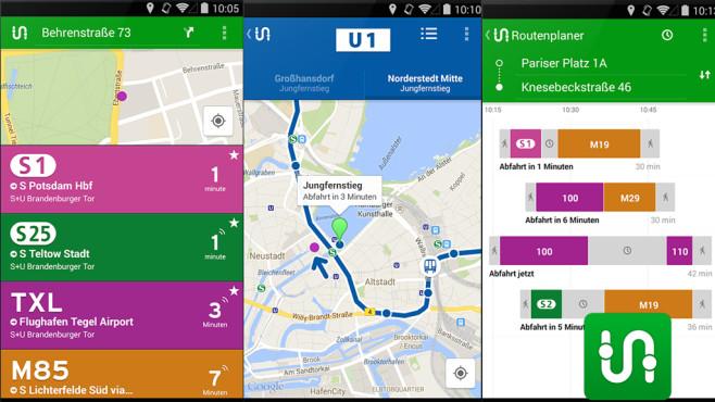 Transit App ©Transit App Inc.