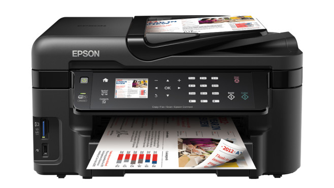 Epson Workforce WF-3520 DWF © Epson