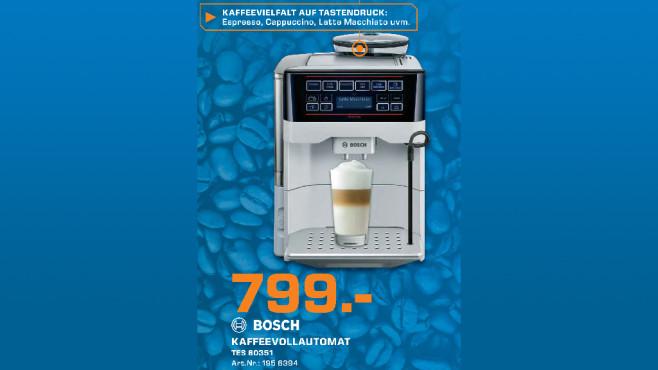 Bosch TES 60351 DE VeroAroma 300 ©Saturn