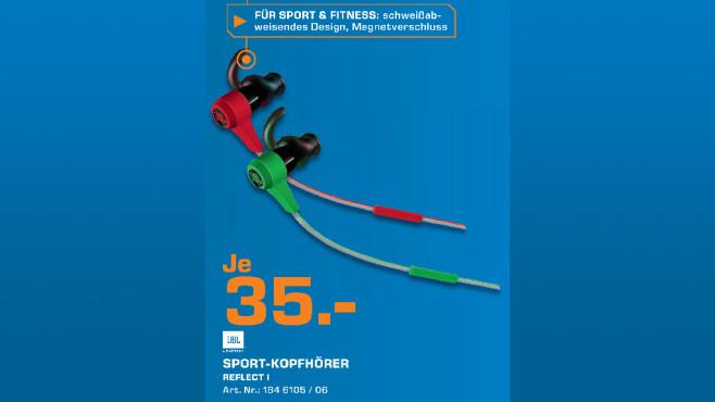 JBL Synchros Reflect I Sport ©Saturn