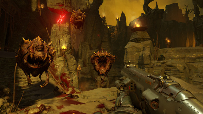Actionspiel Doom © Bethesda Softworks