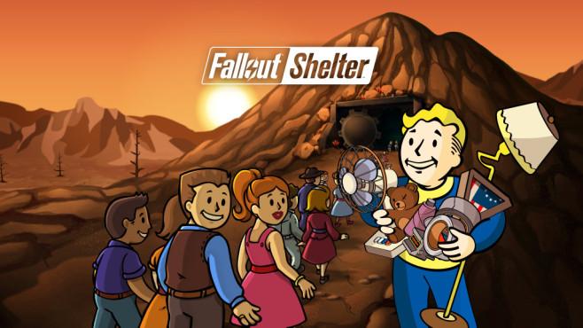 Fallout Shelter ©Bethesda