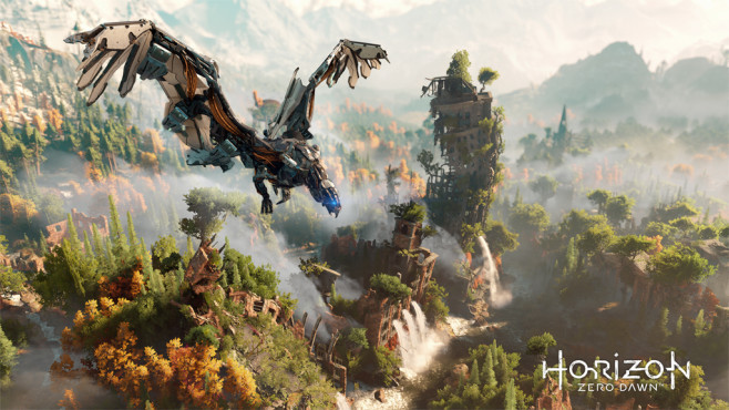 Horizon – Zero Dawn © Sony