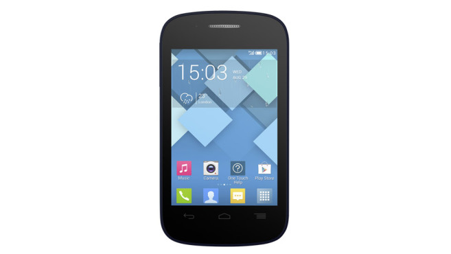 Alcatel One Touch Pop C1 © Real