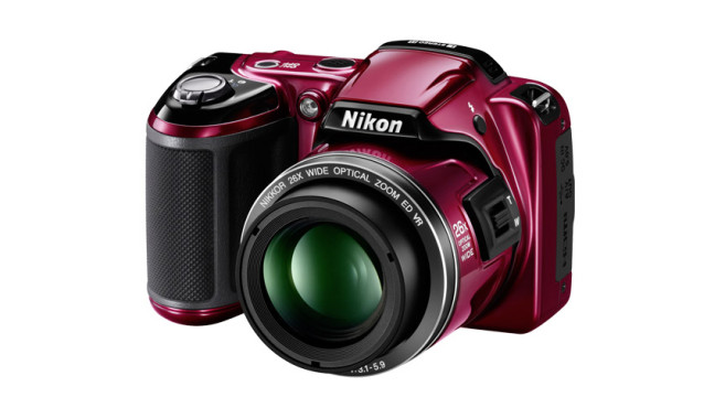 Nikon COOLPIX L810 © Real