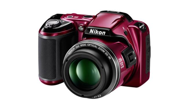 Nikon COOLPIX L810 ©Real