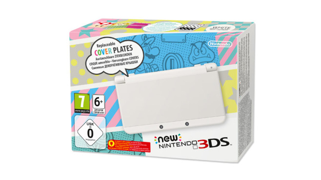 Nintendo New 3DS ©Real