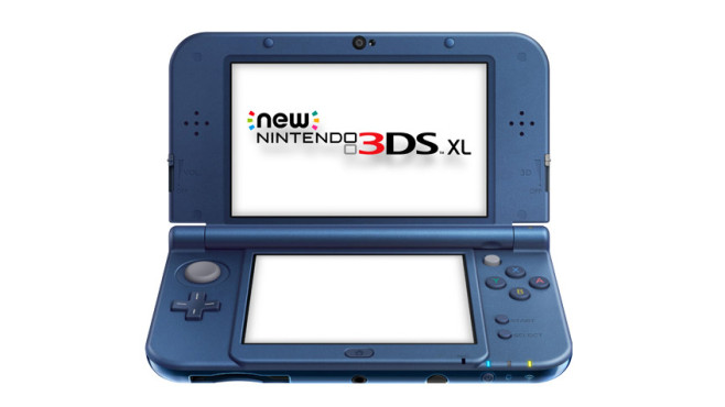 Nintendo New 3DS XL ©Real