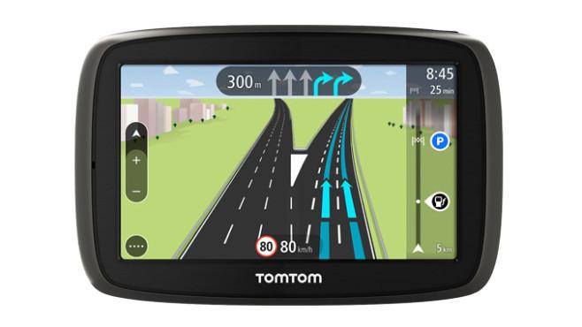 TomTom Start 40 Zentral-Europa ©Real
