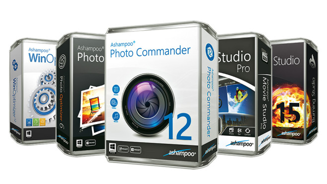 Ashampoo Software-Paket ©Ashampoo