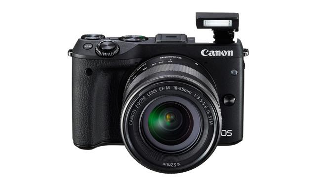 Canon EOS M3 ©Canon