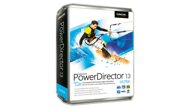 Cyberlink PowerDirector 13 Ultra © Cyberlink