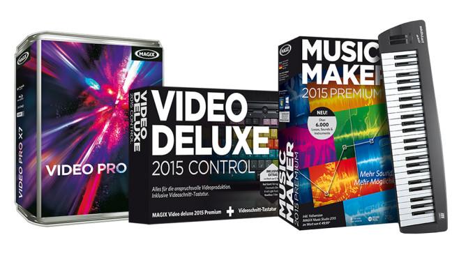 Magix Video Pro X7 ©Magix