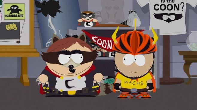 South Park – Die rektakuläre Zerreißprobe ©Ubisoft