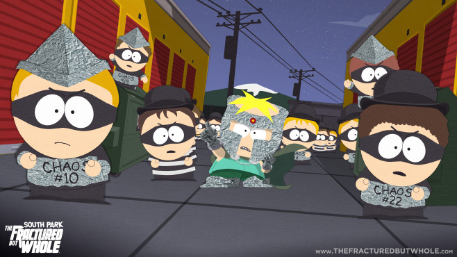South Park � The Fractured But Whole ©Ubisoft