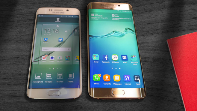 Samsung Galaxy S6 Edge+ ©COMPUTER BILD