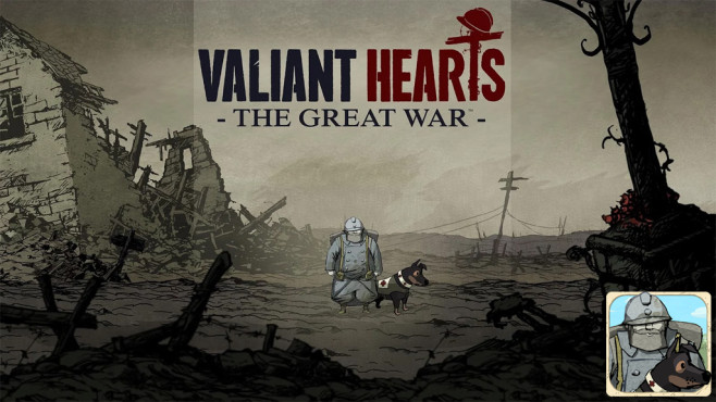 Valiant Hearts – The Great War © Ubisoft Entertainment