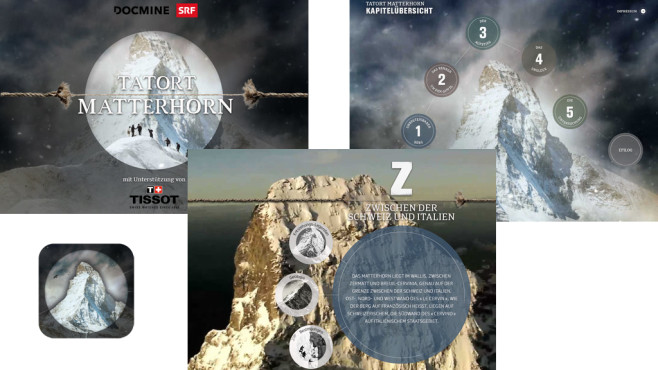 Videobook Tatort Matterhorn © Videobooks.com