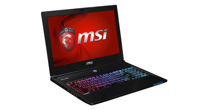 MSI GS60-2PCI78H11 © MSI
