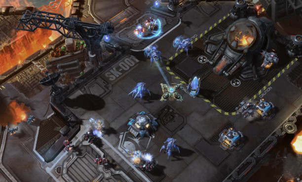 StarCraft 2 – Legacy of the Void © Blizzard