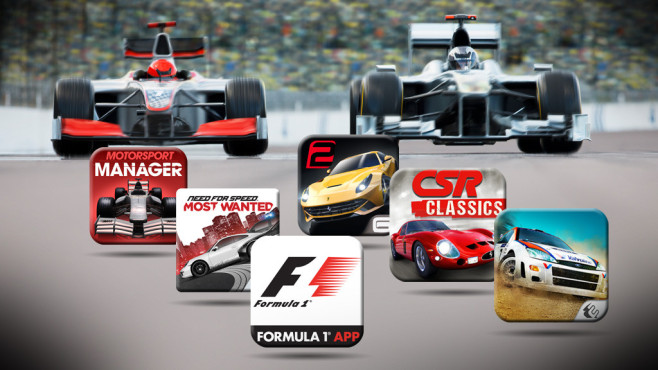 Rennspiele: Gepflegter Actionspaß für zwischendurch © Tom Merton/gettyimages; Formula One Digital Media, Christian West, Electronic Arts, NaturalMotion, Gameloft, The Codemasters Software