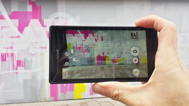Sony Xperia Style T3 ©COMPUTER BILD