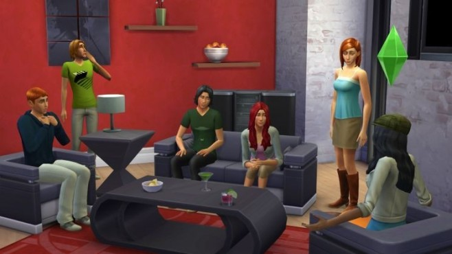 Sims 4 © Electronic Arts