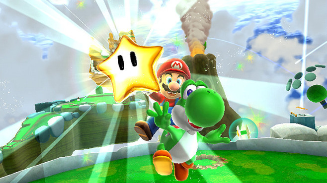 Super Mario Galaxy 2 © Nintendo