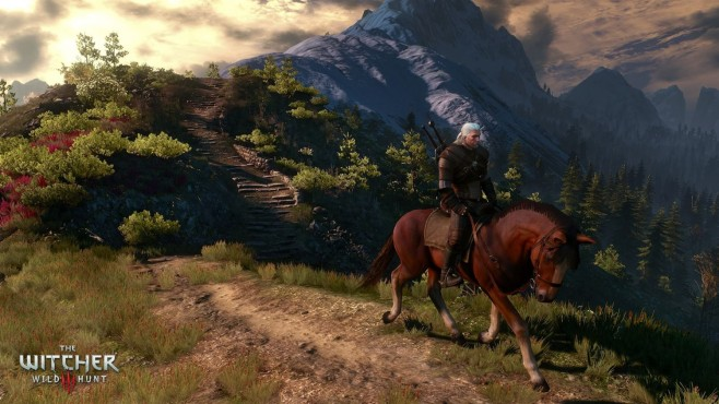 The Witcher 3 – Die wilde Jagd © Bandai Namco, CD Project Red