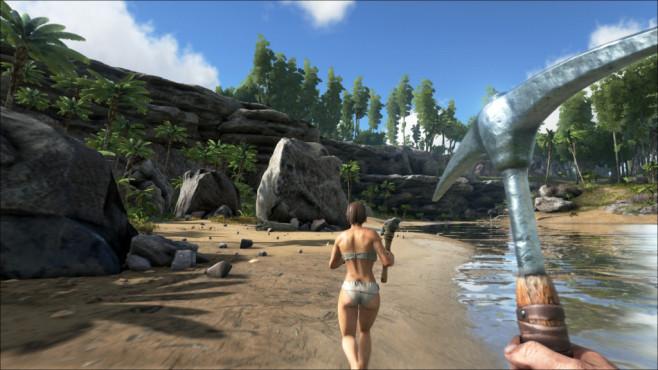 Ark – Survival Evolved ©Studio Wildcard