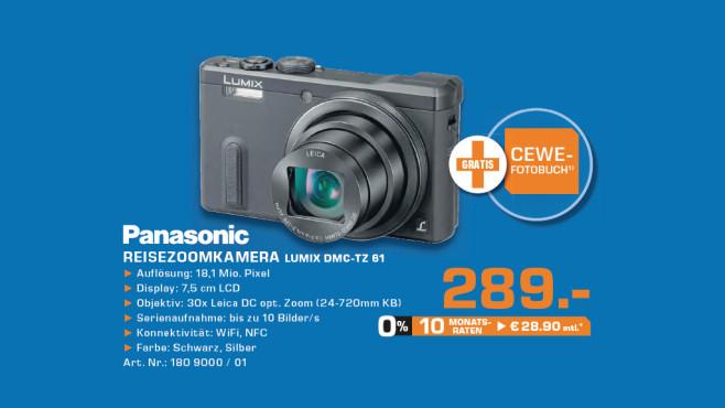 Panasonic Lumix DMC-FZ1000 ©Saturn