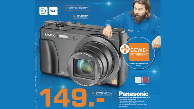 Panasonic Lumix DMC-TZ56 ©Saturn