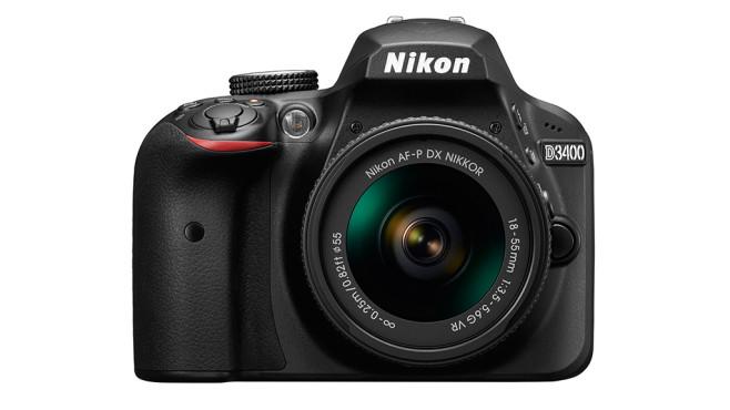 Nikon D3400 ©Nikon