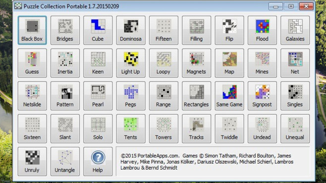 Puzzle Collection Portable (Rätsel/Denken) © COMPUTER BILD
