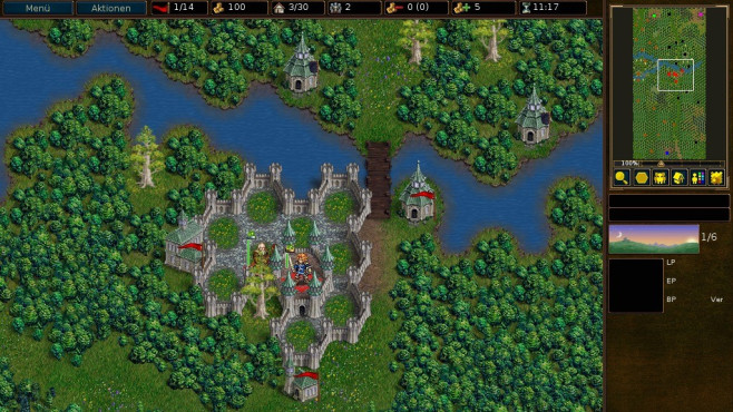 The Battle of Wesnoth Portable (Strategie) © COMPUTER BILD