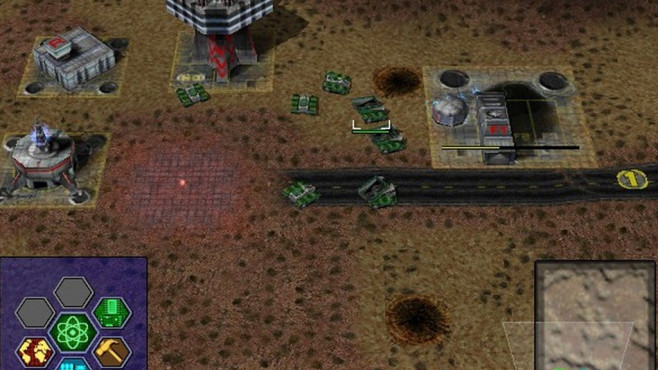 Warzone 2100 Portable (Strategie) © COMPUTER BILD
