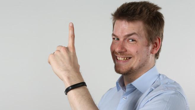 Ist das Jawbone UP2 das beste Gerät seiner Klasse? ©COMPUTER BILD