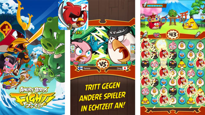 Angry Birds Fight! © Rovio Entertainment
