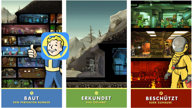 Fallout Shelter ©Bethesda Softworks
