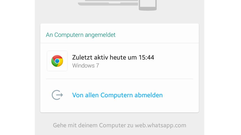 fremde whatsapp kontakte