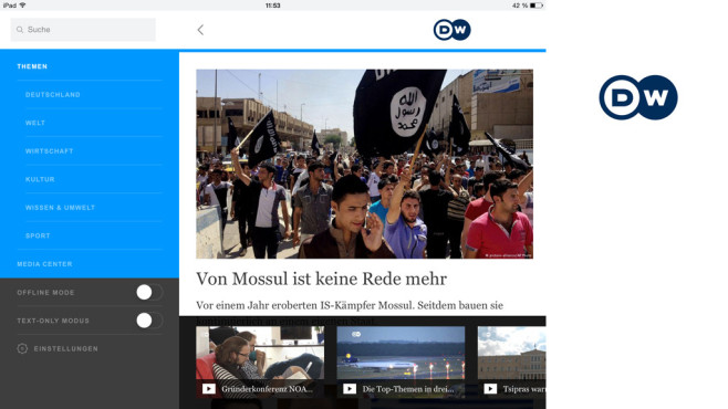 DW – Breaking World News © Deutsche Welle
