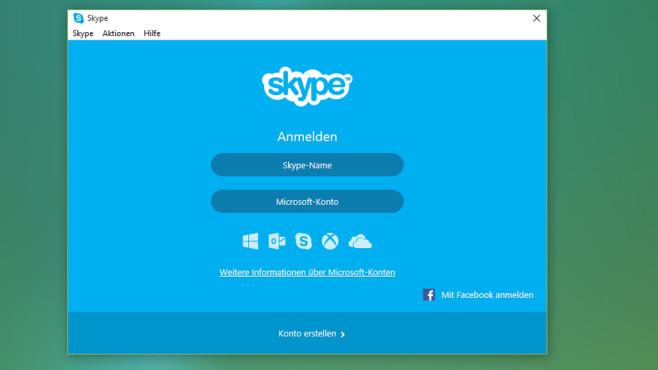 Skype: Kontakt mit Freunden halten ©COMPUTER BILD